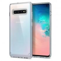 Husa Samsung Galaxy S10 - Spigen Ultra Hybrid Crystal Clear