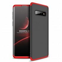 Husa Samsung S10 - GKK protectie 360 grade Negru - Rosu