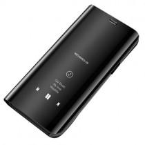 Husa Samsung Galaxy S10 - Clear View tip carte Negru