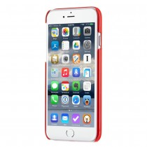 Husa  iPhone 6 / iPhone 6S - Original Ferrari Hard Case Red