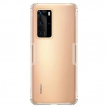 Husa Huawei P40 Pro - Nillkin Nature UltraSlim Transparent