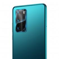 Folie sticla protectie camera Huawei P40 - Baseus 9H,...