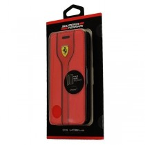 Husa iPhone 7 / iPhone 8 - Original Ferrari Book Case Red
