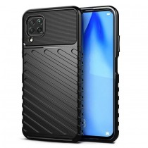 Husa Huawei P40 Lite - Thunder Flexible Tough Negru