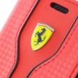 Husa iPhone 7 / iPhone 8 - Original Ferrari Book Case Red