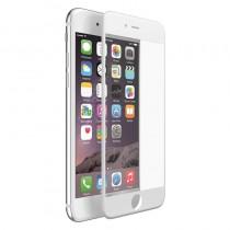Folie sticla iPhone 7 - X-Doria Arc Guard Duritate 9H 0.33 mm cu rama White