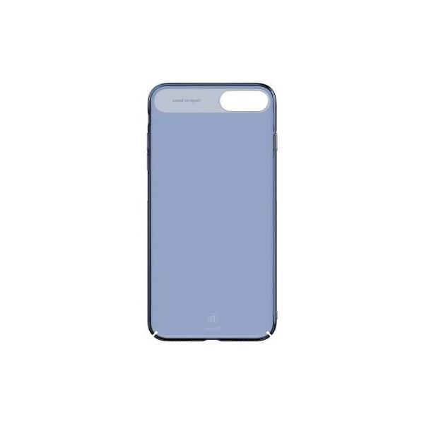 Husa iPhone 7 / iPhone 8 - Baseus Sky Hard Case PC Blue