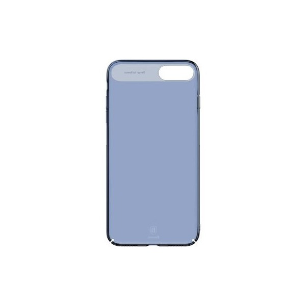Husa iPhone 7 Plus / iPhone 8 Plus - Baseus Sky Hard Case PC Blue