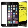 Folie sticla iPhone 7 Plus -  Wozinsky Full Screen 3D cu rama soft Black