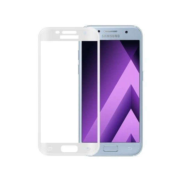 Folie sticla Samsung Galaxy A5 2017 - Wozinsky 9H Full Screen cu rama White