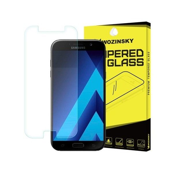 Folie sticla Samsung Galaxy A7 2017 - Wozinsky 9H PRO+
