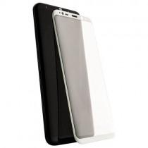 Folie sticla Samsung Galaxy S8 Plus - X-Doria Armour 3D Glass 9H 0.33 mm cu rama White