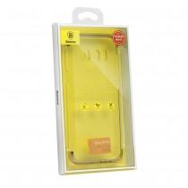 Husa Samsung Galaxy S8 Plus - Baseus Glitter Hard PC Electroplating Gold