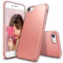 Husa iPhone 7 Plus / iPhone 8 Plus - Ringke Slim Rose Gold