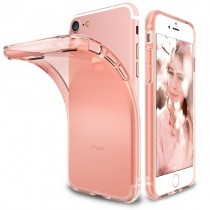 Husa iPhone 7 / iPhone 8  - Ringke Air Rose Gold