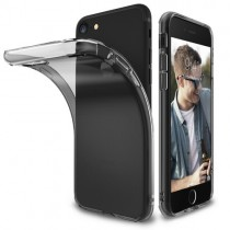 Husa iPhone 7 / iPhone 8  - Ringke Air Smoke Black