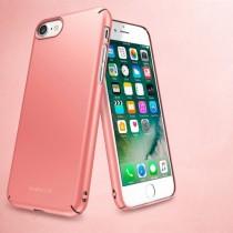 Husa iPhone 7 / iPhone 8 - Ringke Slim Rose Gold