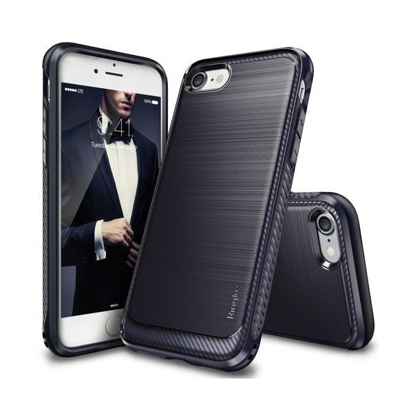 Husa iPhone 7 / iPhone 8 - Ringke Onyx Midnight Navy