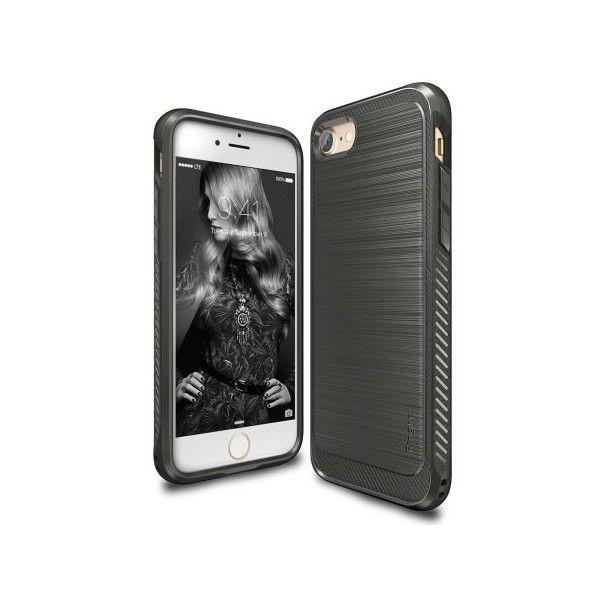 Husa iPhone 7 / iPhone 8 - Ringke Onyx Mist Gray