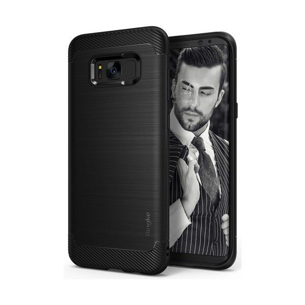 Husa Galaxy S8 Plus - Ringke Onyx Black
