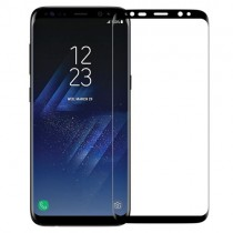 Folie sticla Samsung Galaxy S8 Plus - Nillkin 3D AP+ PRO Black