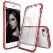 Husa iPhone 7 / iPhone 8 - Ringke Frame Red