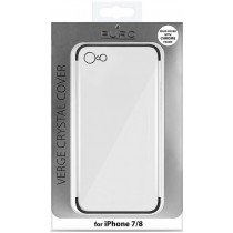 Husa iPhone 7 / iPhone 8 - Puro Verge Crystal Black
