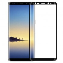 Folie sticla Samsung Galaxy Note 8 - Nillkin 3D CP + MAX Ultrasubtire 0.1 mm 9H