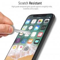 Folie sticla iPhone X - Zizo Lightning Shield 9H