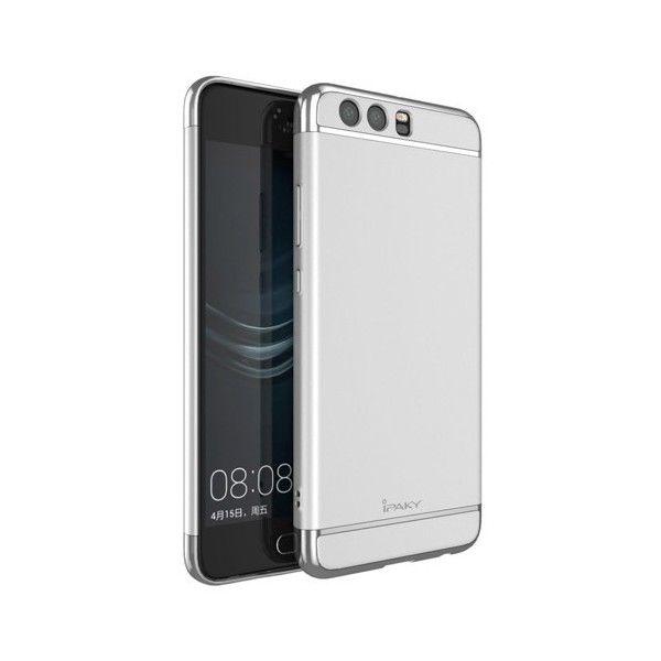 Husa Huawei P10 - iPaky 3 in 1 Silver