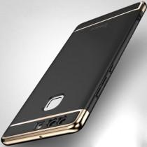 Husa Huawei P9 - iPaky 3 in 1 Black