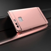 Husa Huawei P9 - iPaky 3 in 1 Rose Gold