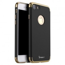 Husa iPhone 7 - iPaky 3 in 1 Black