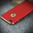 Husa iPhone 7 - iPaky 3 in 1 Red