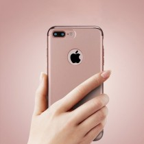 Husa iPhone 7 - iPaky 3 in 1 Rose Gold