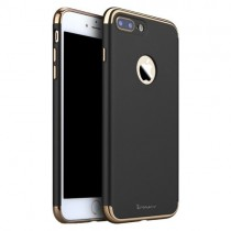 Husa iPhone 7 Plus - iPaky 3 in 1 Black