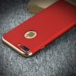 Husa iPhone 7 Plus - iPaky 3 in 1 Red