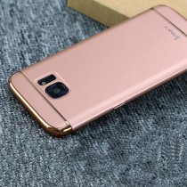 Husa Samsung Galaxy S7 - iPaky 3 in 1 Rose Gold