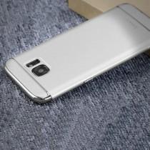 Husa Samsung Galaxy S7 - iPaky 3 in 1 Silver