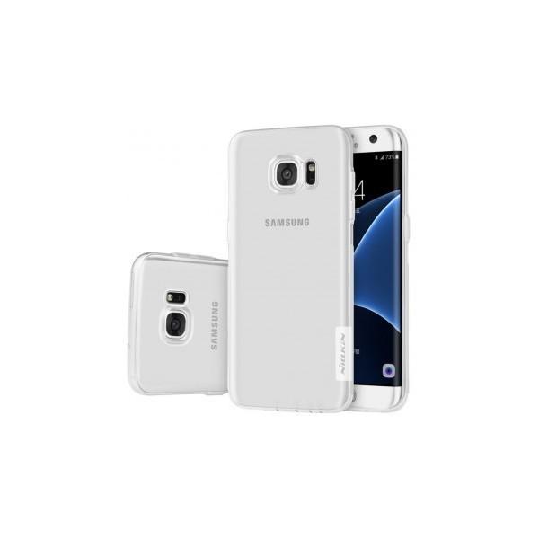 Husa Samsung Galaxy S7 Edge - Nillkin Nature TPU transparenta