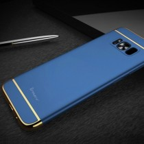 Husa Samsung Galaxy S8 - iPaky 3 in 1 Blue