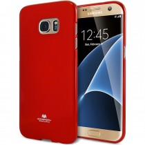 Husa Samsung Galaxy S7 - Mercury Jelly Case Red