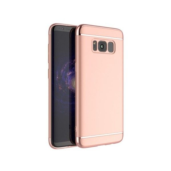 Husa Samsung Galaxy S8 - iPaky 3 in 1 Rose Gold