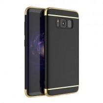 Husa Samsung Galaxy S8 Plus - iPaky 3 in 1 Black
