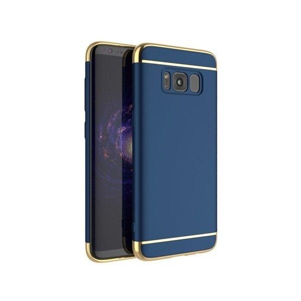 Husa Samsung Galaxy S8 Plus - iPaky 3 in 1 Blue