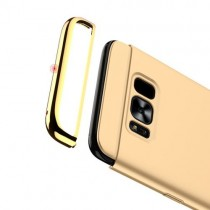 Husa Samsung Galaxy S8 Plus - iPaky 3 in 1 Gold