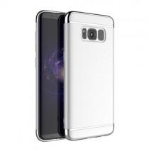 Husa Samsung Galaxy S8 Plus - iPaky 3 in 1 Silver