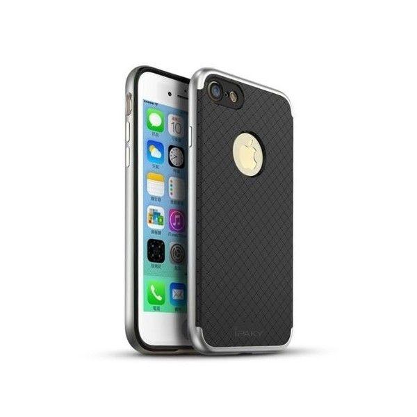 Husa iPhone 7 - iPaky Bumblebee Silver