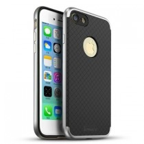 Husa iPhone 7 Plus - iPaky Bumblebee Silver