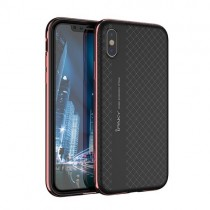 Husa iPhone X - iPaky Bumblebee Red